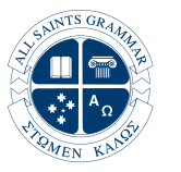 All Saints Grammar logo
