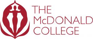 Mcdonald College Logo